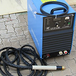 SKU: P-METALWISE/125, MetalWise 130A 380V Power Unit with Mechanized Torch, in Crate/Cartoon Box