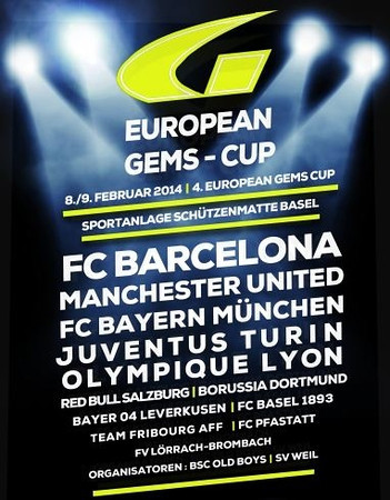 GEMS Cup 2014
