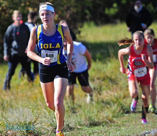 Iola 4A Regional Cross Country 10/20