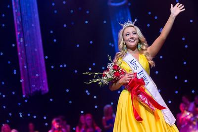 Miss Iowa 2016 Finals