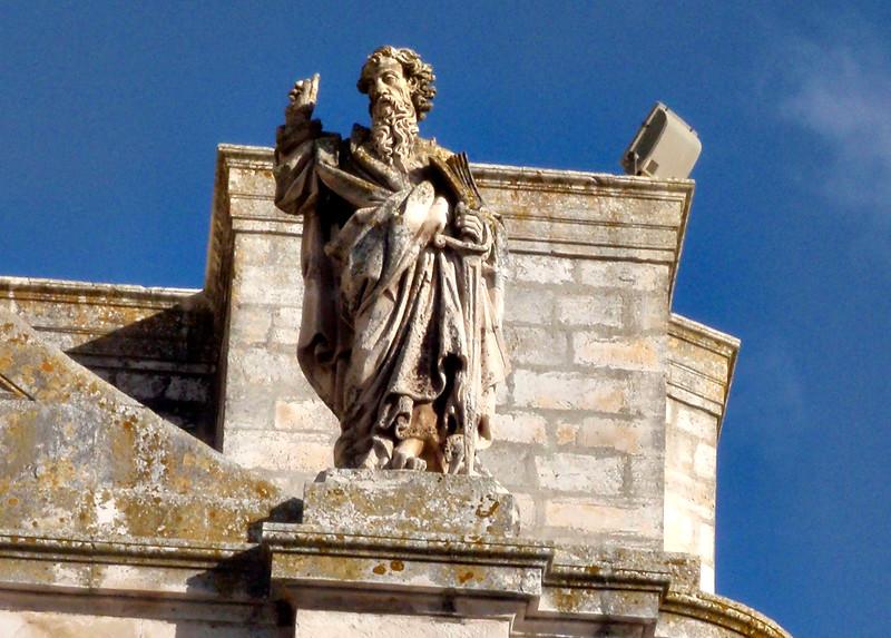 San Giorgio Martire (St. George the Martyr) Church in Locorotondo