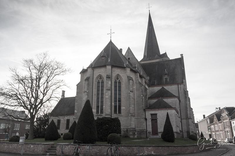 Church of Heist-op-den-Berg
