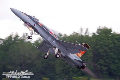 Waterloo Airshow 2013