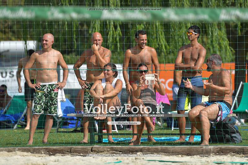 presso Zocco Beach PERUGIA , 25 agosto 2018 - Foto di Michele Benda per VolleyFoto [Riferimento file: 2018-08-25/ND5_8442]
