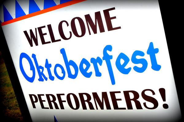2012: Dettes at Oktoberfest - Oct. 6
