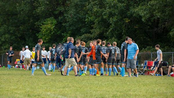 JCHS Varsity Soccer 2015