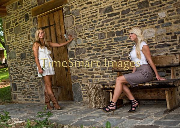 Jen & Elana (Samples)
