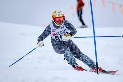 Slalom Second Run