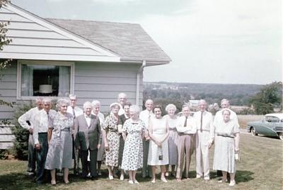 Vintage Bortz Family