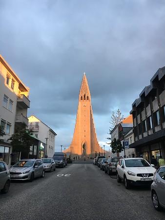 Iceland calendar 2
