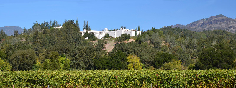 Sterling Winery/Napa Valley/CA - Oct., 2013