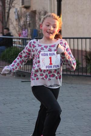 BVILLE RUNNING FESTIVAL FUN RUN  - KIDS