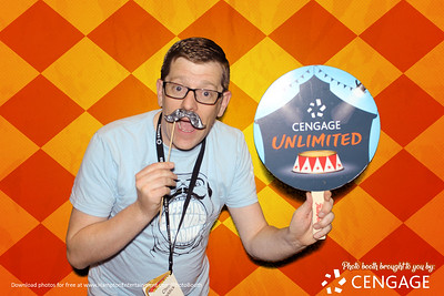 Cengage Photo Booth 07.23.18
