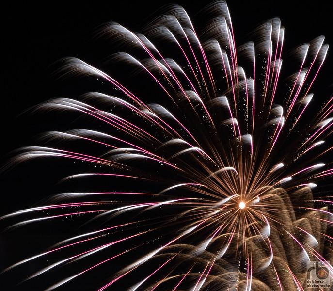 Frisco Freedom Fest Fireworks 2021