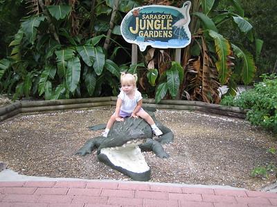 Jungle Gardens 10.30.05