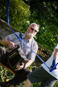 Halsway Manor May Day Images