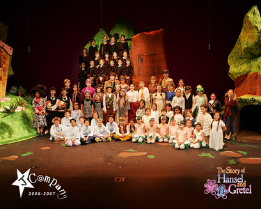 The Story of Hansel and Gretel - Cast Photos