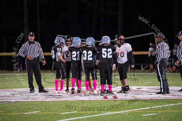 Oct 28 2017 - JV vs Hackettstown
