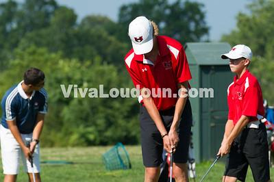 Golf: Heritage vs Woodgrove 9.7.2016 (by Jeff Vennitti)