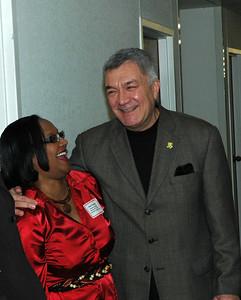 Sen. Betts  2nd Town Hall Meeting Feb 10, 2007