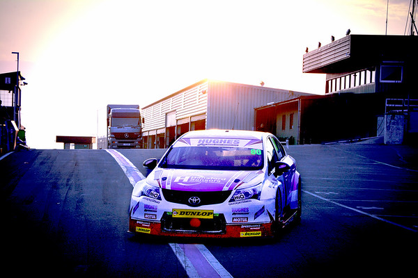 Touring Cars - Knockhill Scotland
