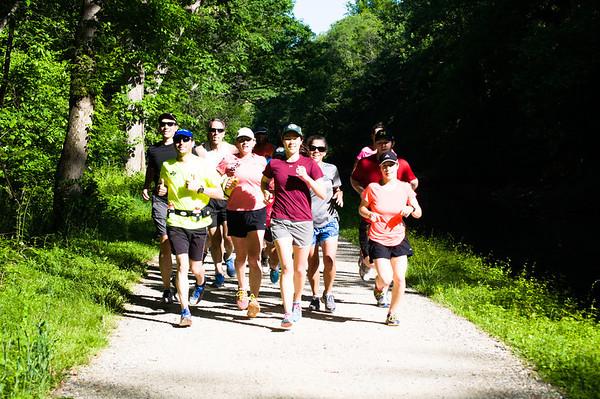 4th Long Run - 10 Miler - Carderock