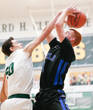 HS Basketball: Brunswick @Medina 02012019