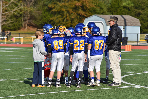 2018 Blessed Sacrament Pee Wee Super Bowl