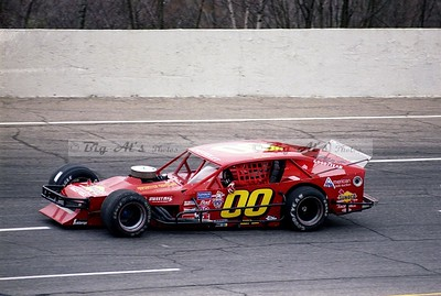 Thompson Speedway-Modifieds