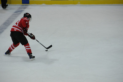 Women's Hockey - Canada vs Switzerland