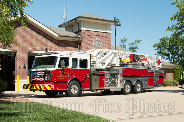 Illinois Fire Departments