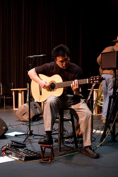 2007 World Music Rehearsal