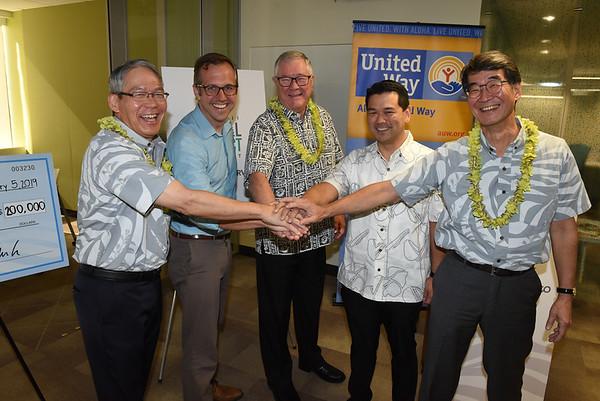 Hawaii Social Impact Project