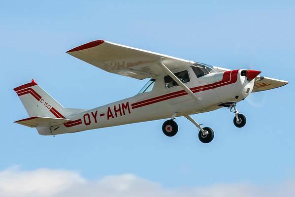 OY-AHM - Reims Cessna F150H