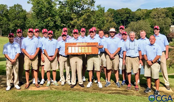 72nd Captain's Putter Matches