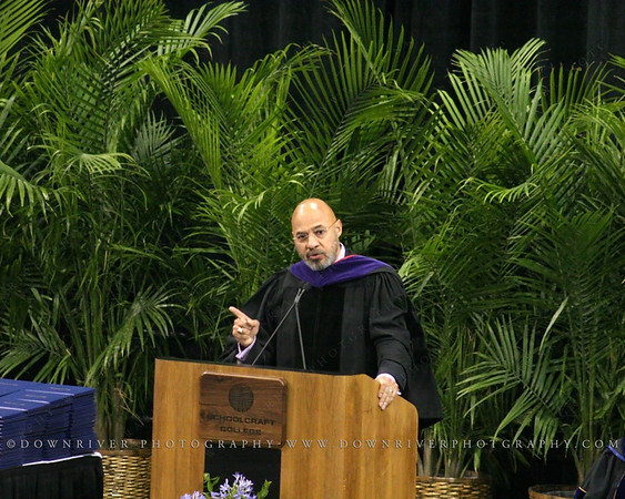 2006 Schoolcraft Commencement