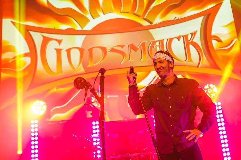 Godsmack @ Metropolis 2015-10-20