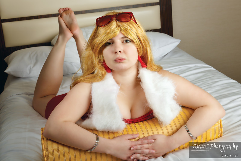 Panty (KittyGrel) from Panty and Stocking with Garterbelt