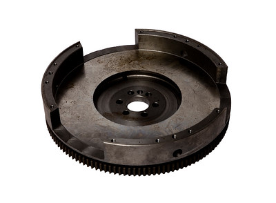 ZETOR URII 14 INCH FLYWHEEL WITH RING GEAR 83003510