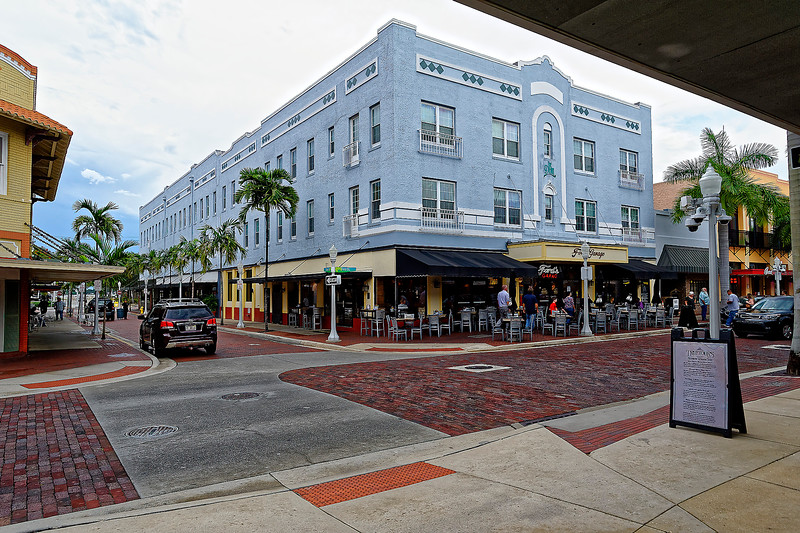 Fords Garage - Downtown - Ft. Myers, Florida