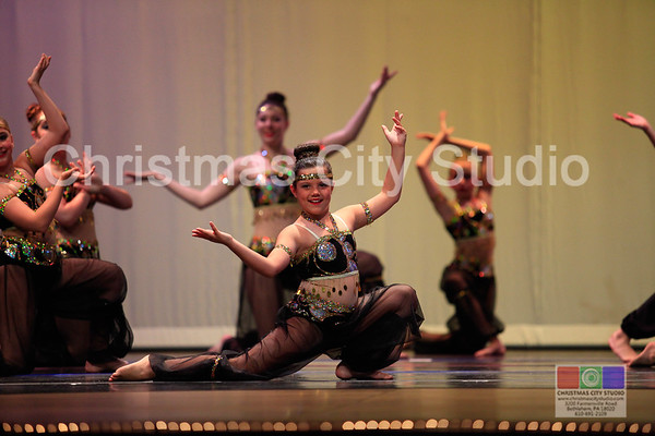Miss Tanya's Expression of Dance