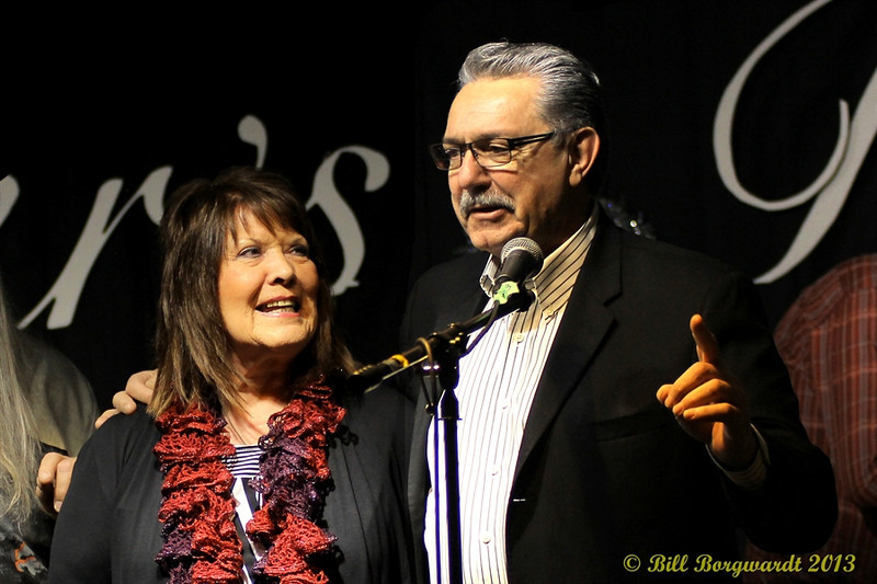 Joyce Smith & Gene Zwozdesky - Fiddlers Roost Xmas Party 2013 090.jpg
