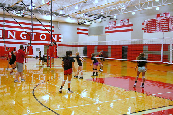 WHS Volleyball Camp 071619