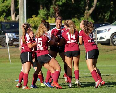 Varsity Girls Soccer vs Immaculate - 09/19/2019