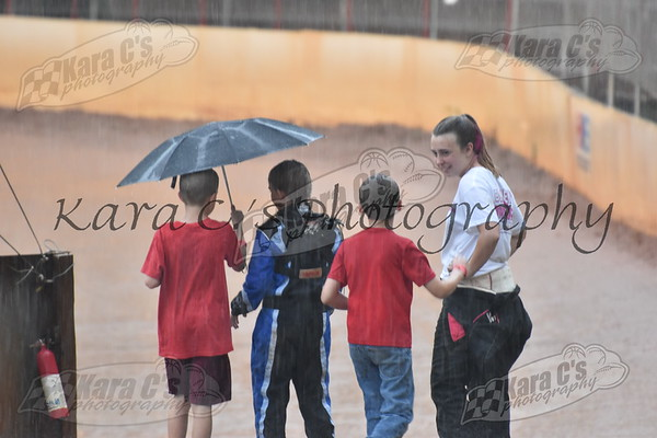 2018-08-01 Kids Night Rained out