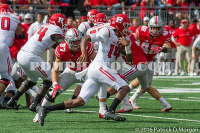 Rutgers v Ohio State 10-01-2016