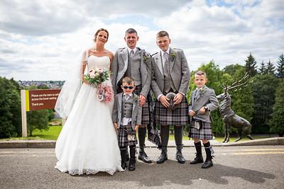 Garvie Wedding