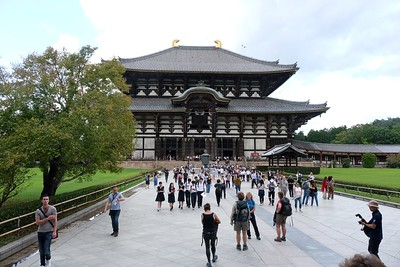 Nara Temples and Shrines