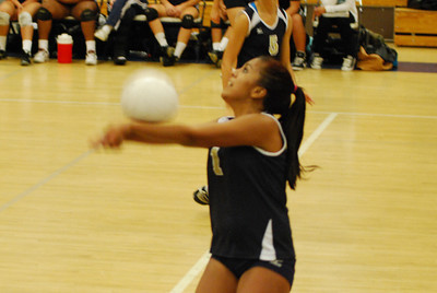 JV VB vs. Laguna Beach