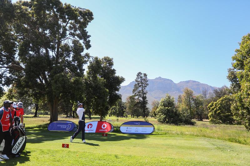 2019 Vodacom Origins of Golf Stellenbosch: Day 2